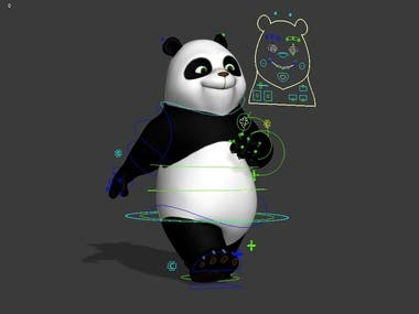 Pandan animation
