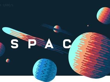 Space Illustrator