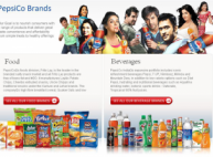 Website Of Pepsi India