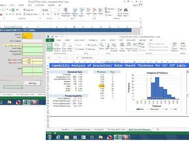 Excel Automatic Data Analysis Tools