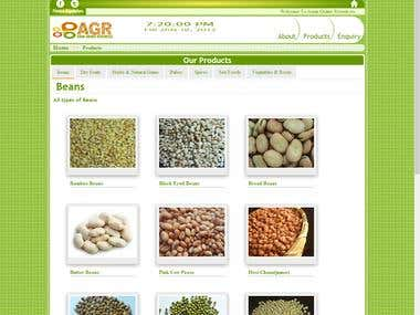 AsianGrains Resources