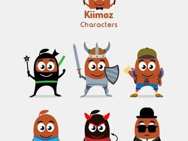 Kimoz Character