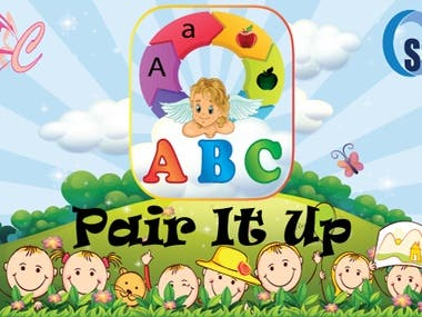 KIDS ABC – PAIR IT UP