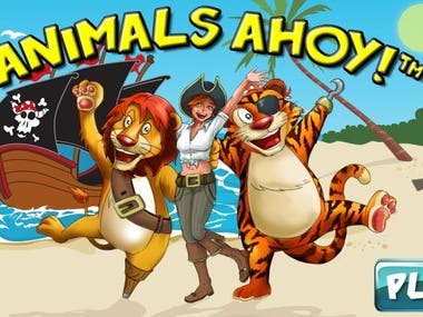 ANIMALS AHOY!