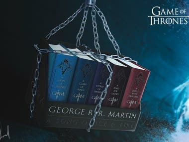 Game of thrones - photo manipulation