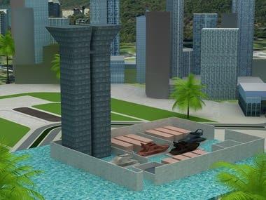 3D Max Project