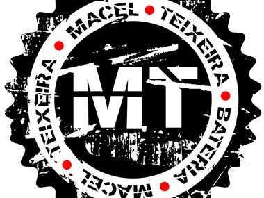 Logo do baterista Macel Teixeira