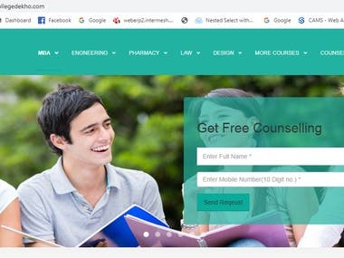 IndoreCollegedekho.com College Search directory Counselling