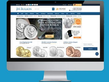 Coin Trading Site(React.js)
