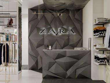 Concept design `ZARA`