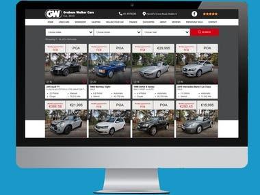 Online Car Rental Site(Laravel)