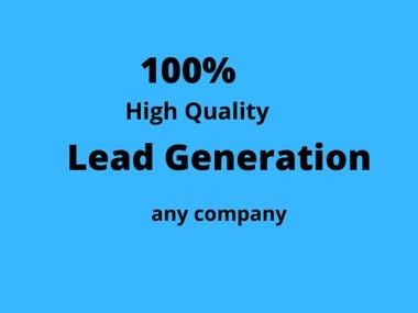 targeted b2b lead generation any company