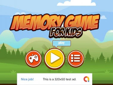 Google AdMob Integration in Android Game