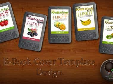E-Book Cover Templates