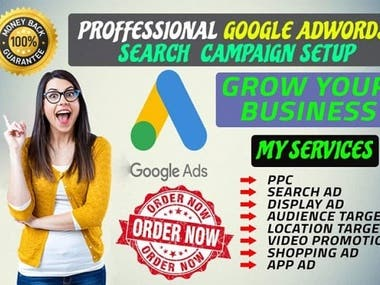 I will professionally setup your google display ads campaign