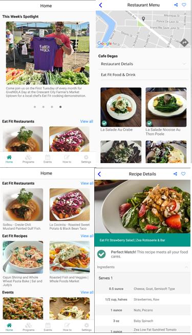 EatFit app