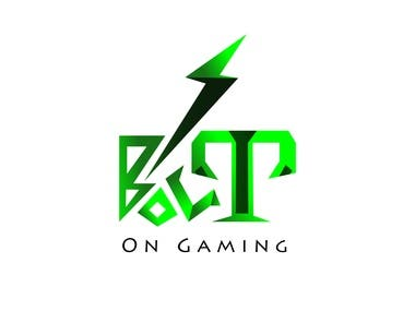 My work For A gaming Logo