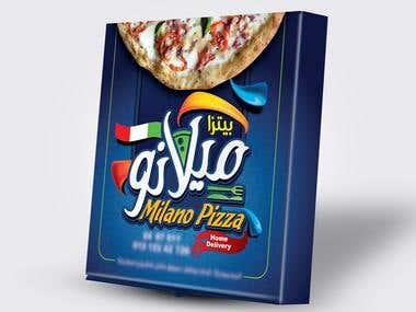 Milano Pizza BOX