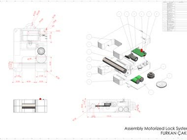 Sample Products, Technical Drawing etc.