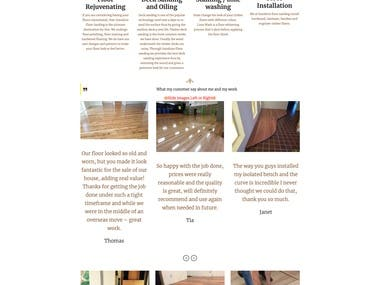 Sunshine Floor Sanding and Polishing