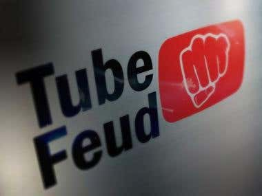 Tube Feud Logo