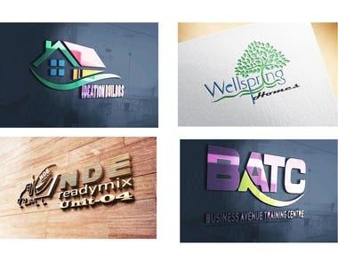 i will design modern business logo design