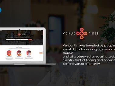 Venue First