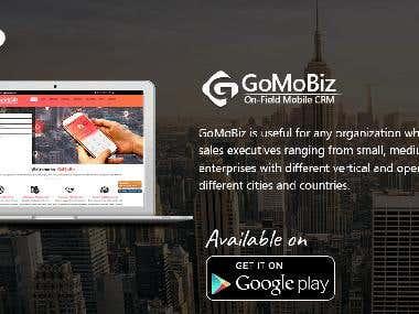 Gomobiz - On-Field Mobile CRM