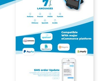 Mock Up Landing Page for POS