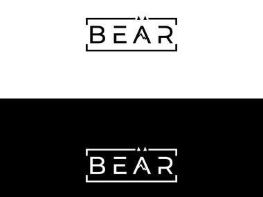 Classy logo for the brand BEÄR