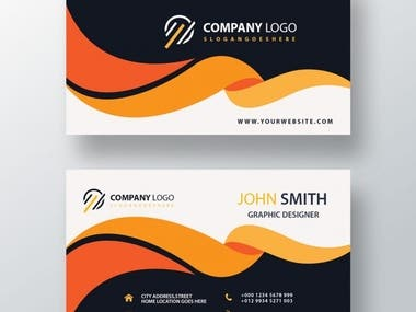 Sample of Logo and graphic design