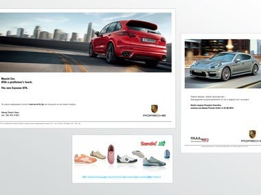 ADVERTISING PAGES