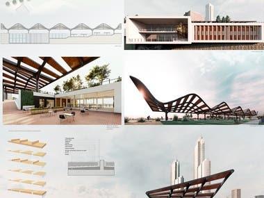 proyecto edificio de emprendedores