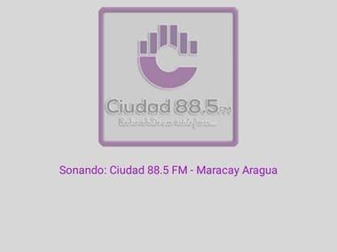 App Radio Ciudad 88.5 FM