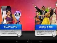 SAB Play A.R. app