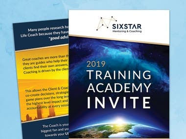 Sixstar Sales Brochure