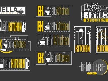 many ideas for one logo