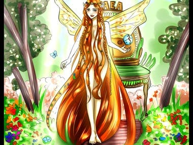 Gaea 'Mother Earth'