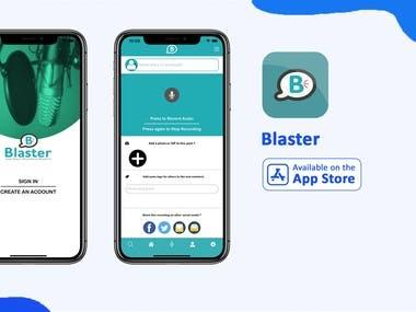 Blaster App