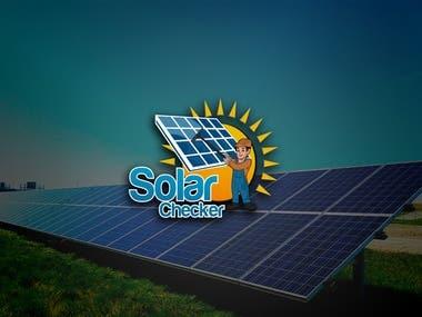 Solar Checker Logo