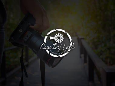 Country Lake Photography Logo