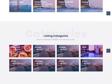 Batozato WordPress Application