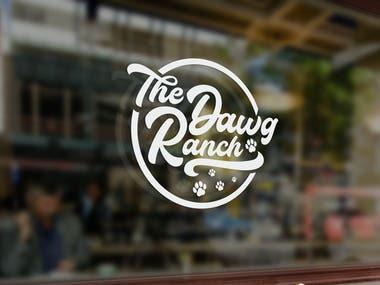 The Dawg Ranch Logo