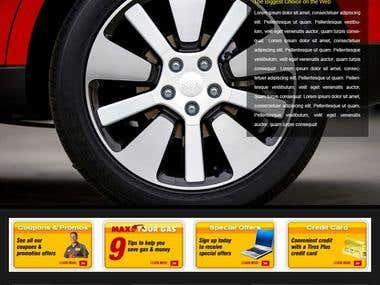Wheels & Alloys Website