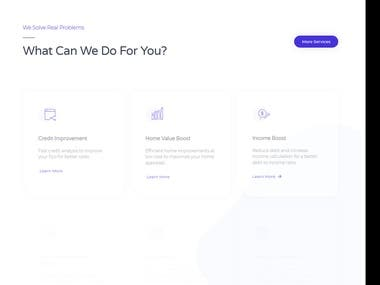 Home page design I https://housevaluesplus.com/