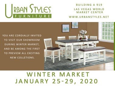Flyer for Winter Market