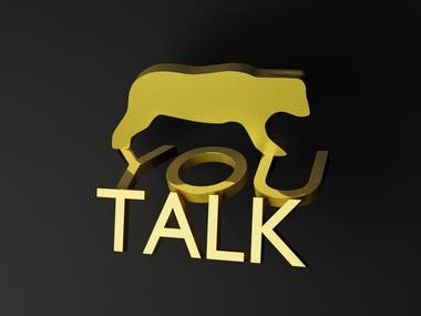 You talk gold