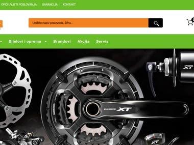 Virtuemart Reponsive website