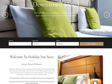 Hotel Booking System WordPress