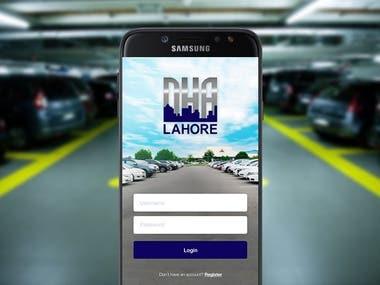 DHA - Parking Management System